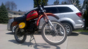 Can-Am 175 cc Qualifier - Enduro - one owner - low km