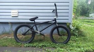 "Flybikes Omegs 21"" Freecoaster BMX Complete"
