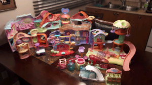 Ensemble complet littlest pet shops
