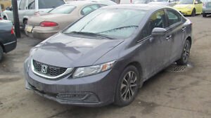 2014 Honda Civic Sedan 4 door  5 speed  60,000KM