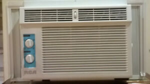 Window Air Conditioners (2 off)
