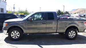 2010 ford f 150 XLT two wheel drie