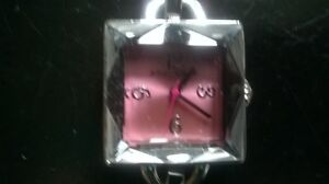 Betsy Johnson Watch with Pink face St. John's Newfoundland image 2