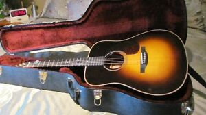 guitar boucher Mahogany D studio my 1077 D 2011