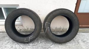 Bridgestone Dueller Tires 275/60/20