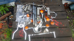 Parts for a 2003 Yamaha vstar 1100 classic