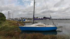 MG Yachts Club 19 Lifting Keel Sailing Boat