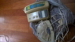 GE corded phone and Answering Machine