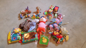 Baby Toys (gently used )