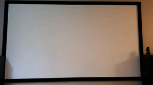"120"" Projection Screen"