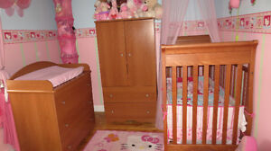 Set Chambre pour Bebe Complet