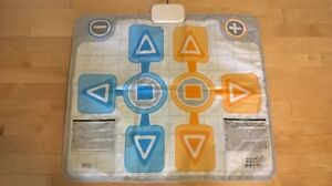 Wii DDR and Active Life Mats + games