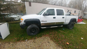 2005 duramax crew cab loaded