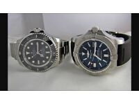 ROLEX ! BREITLING ! HUBLOT ! AP ! ORIGINAL WATCHES WANTED ! WE BUY WATCHES ! INSTANT CASH PAYMENT!