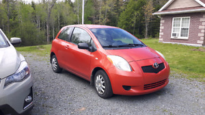 2006 Toyota Yaris 2 Door