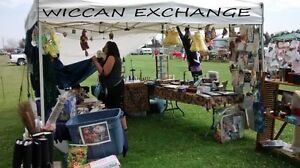 Wiccan Supplies  all summer long  every weekend new products