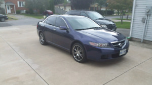 2004 Acura Tsx Automatic 2.4L SOLD SOLD