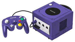 Looking for a gamecube console w some games
