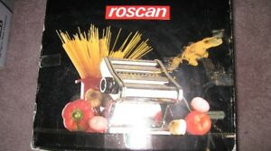 Hand Pasta Maker Stainless!