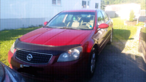 2006 Nissan Altima REDUCED!!!!