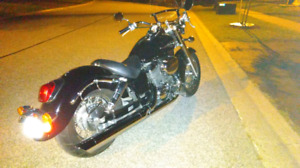 Honda Shadow Ace 750, Great Ride, low Km's, awesome condition