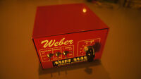 WEBER ATTENUATEUR ATTENUATOR MINI-MASS 50W LIKE NEW!