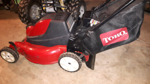 Toro Cordless Electric Mulcher/Mower  Model 20360