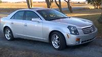 2003 Cadillac CTS bois a l'intérieur Berline