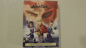Avatar The Last Airbender Complete Book One Water Collection DVD