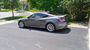 2013 Genesis Coupe + upgrades + winter tires