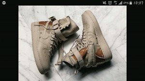 Size 12 nike Special Forces Airforce Ones