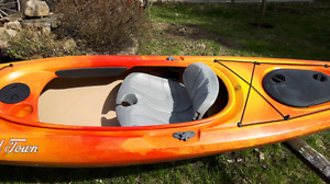 Old Town kayak