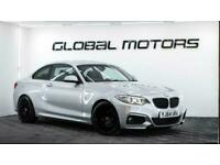 2014 BMW 2 Series 220D M SPORT *MODIFIED* Coupe Diesel Manual
