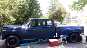 1986 f350 crew cab dually New tires