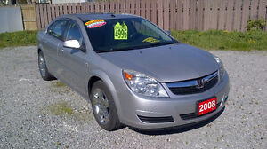 2008 Saturn Aura XE Sedan $ 4995   /   108 kms