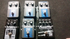 Assorted Pedals