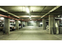 Electric-gated underground allocated car park space on Clarendon Road, Watford WD17 - Long Term Park