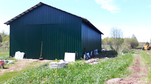 Hobby farm in Renfrew