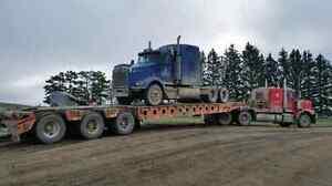 1995 Aspen 50 ton trailer