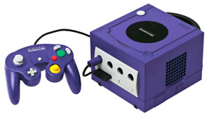 I want to buy a gamecube and lots of games