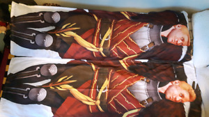 DRAGON AGE PILLOW CASE Cullen rutherford
