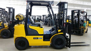 Brand New 5000lb Forklift $0 Down $399/month