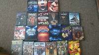 WWE DVD Pay-Per-View Collection For Sale