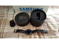 Samsung Galaxy gear s2 classic watch