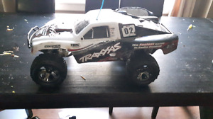 Traxxas 2wd with on board audio