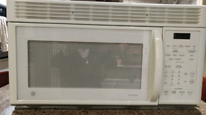 GE Spacemaker over the range microwave
