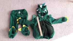 Old Navy Dragon costume size 12-24 month