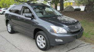 07 LEXUS RX350 PREMIUM-1 OWNER-NO CLAIMS OR ACCIDENT-ONLY $7,999