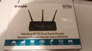 d-link router brand new