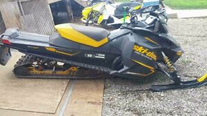 Parting out 2013 skidoo 800 renegade